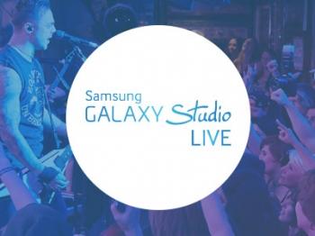 Samsung Galaxy Studio Live